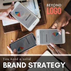 create a brand strategy
